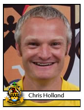 Chris Holland