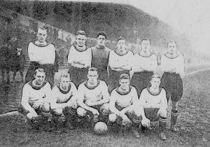 12th December 1932. Away v Halifax