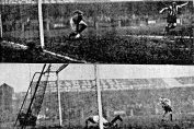 First two goals 13th March 1937 v Rotherham