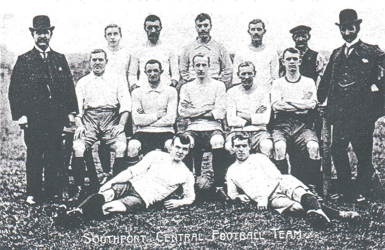 Southport Central 1904 05