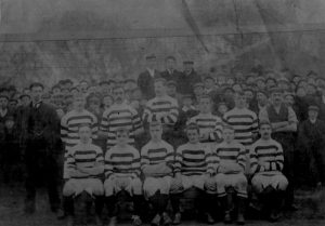 Team Photo - Fred Spink and Jack Sinclair Benefit Match