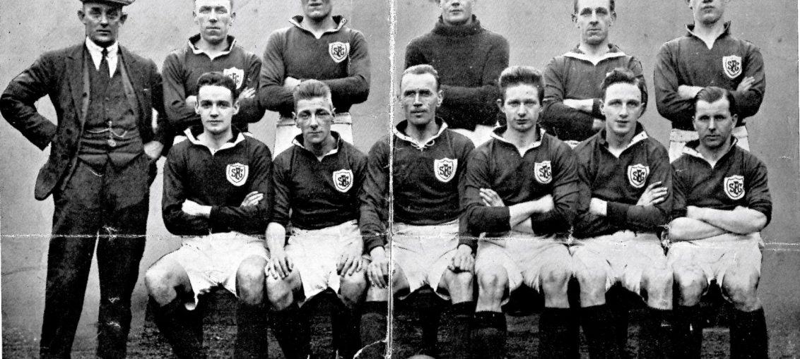 1928/29 Team Photo