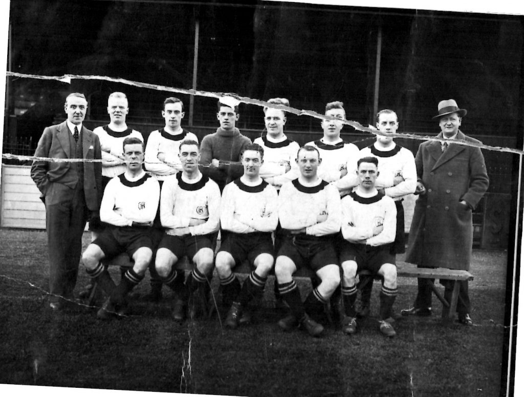 Team Photo Dec 1931