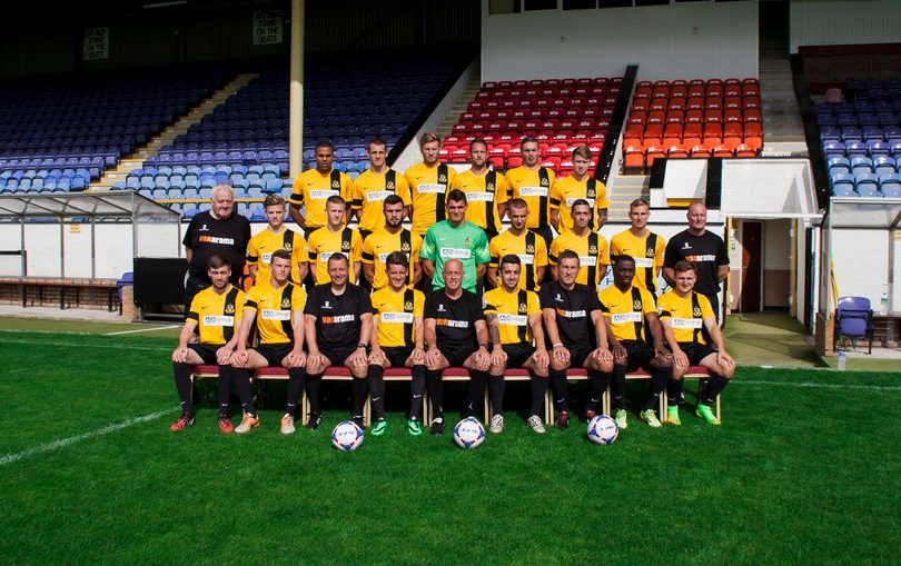 2014/15 Team Photo. Image by Simon Marshall