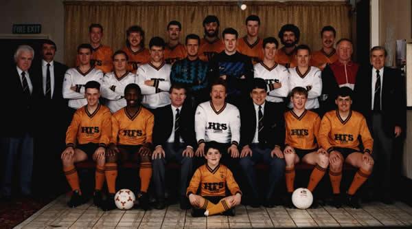 Team Photo 1989/90