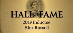 Alex Russell HOF 2019 Inductee