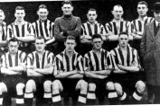 Team Photo -15th December 1934 v Tranmere Rovers