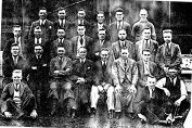 Formal Team Photo 1931/32 - All in Suits