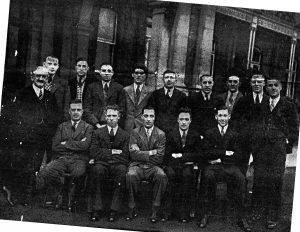 Southport's Cup Team 1932