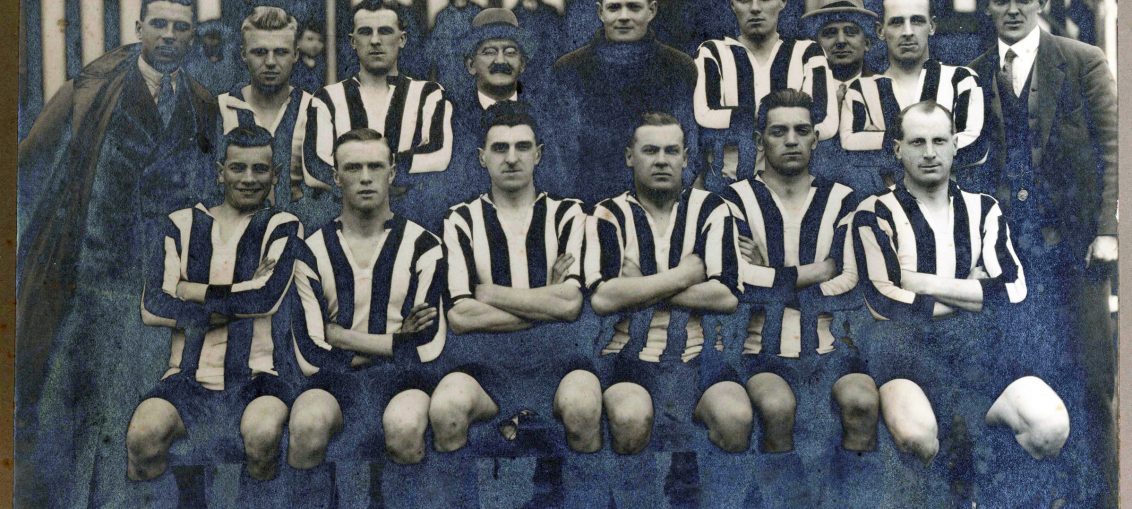 Team Photo - 25th April 1927