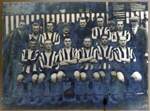 Team Photo - 25th April 1927