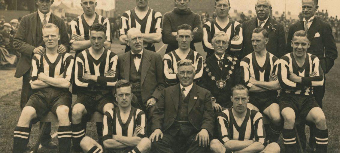 Team Photo 1930-31