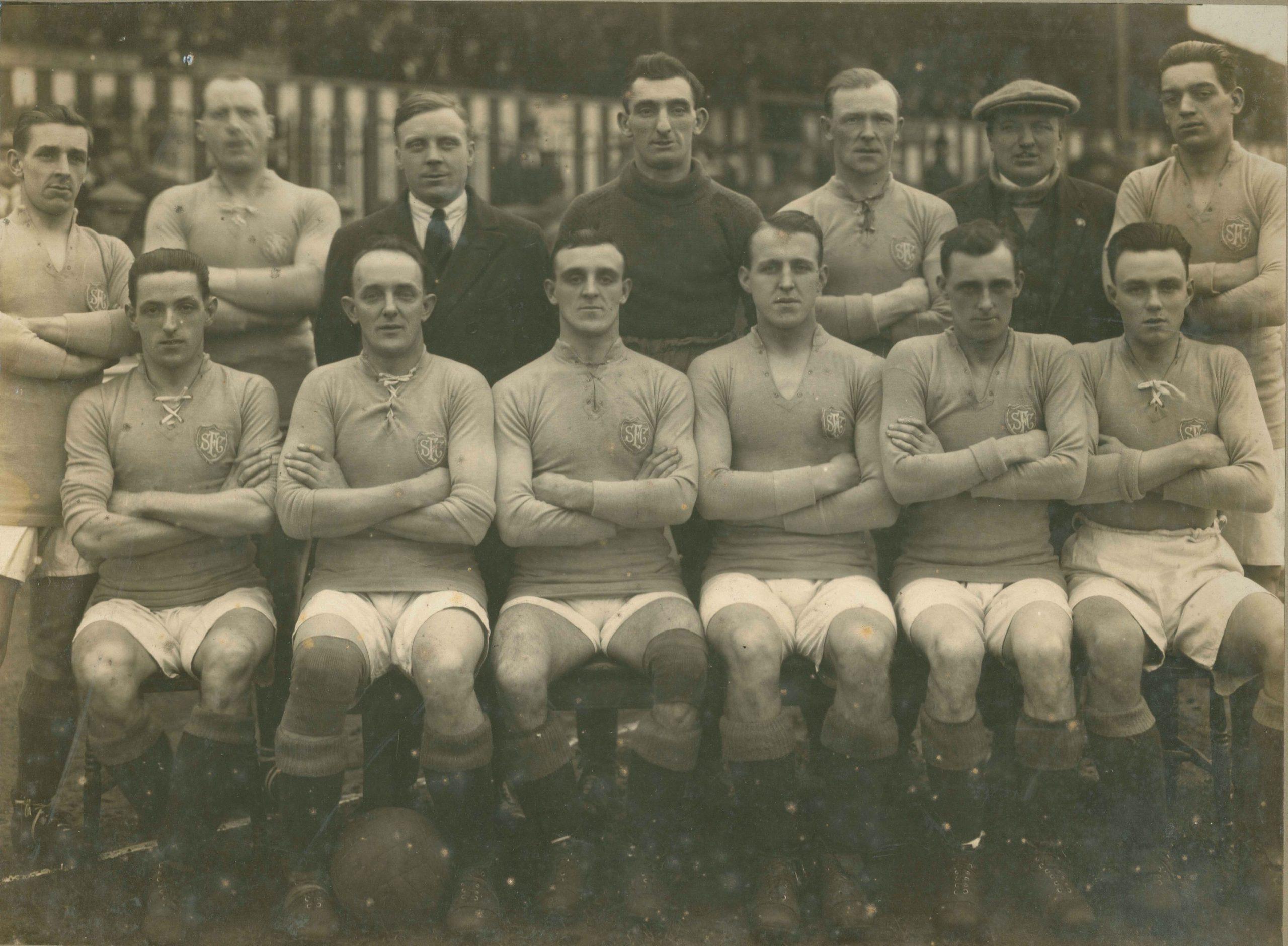 Team Photo 1924-25