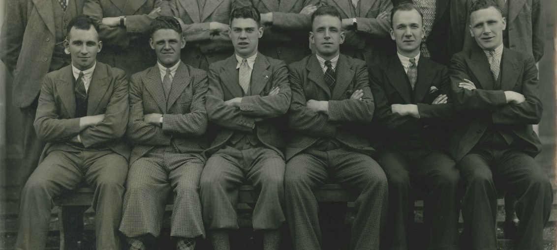Team Photo - 21st April 1934