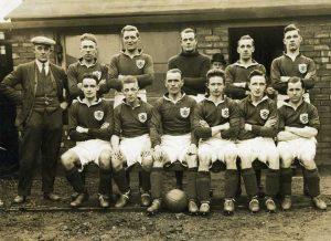 Team Photo 1928-29