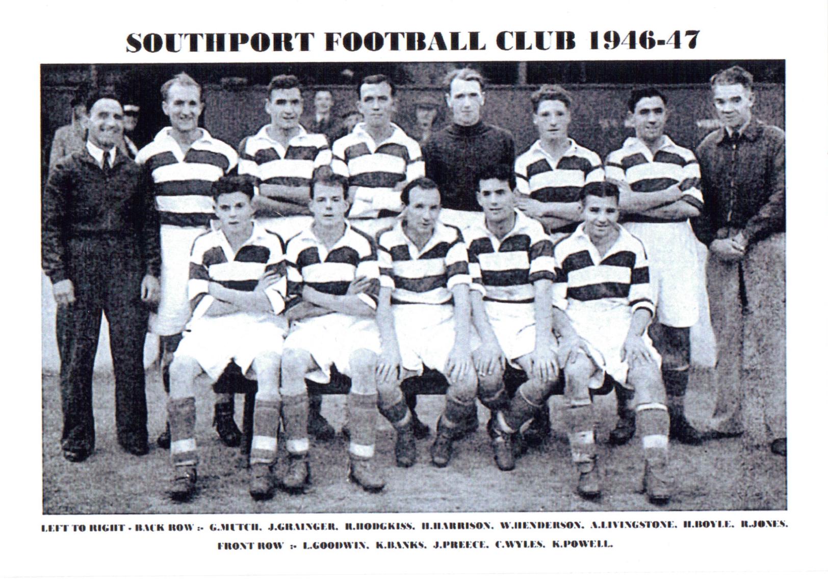 1946 47 Season Summary Sfc Fpa