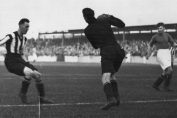 Waterston attempt saved in match v Tranmere 8th September 1931