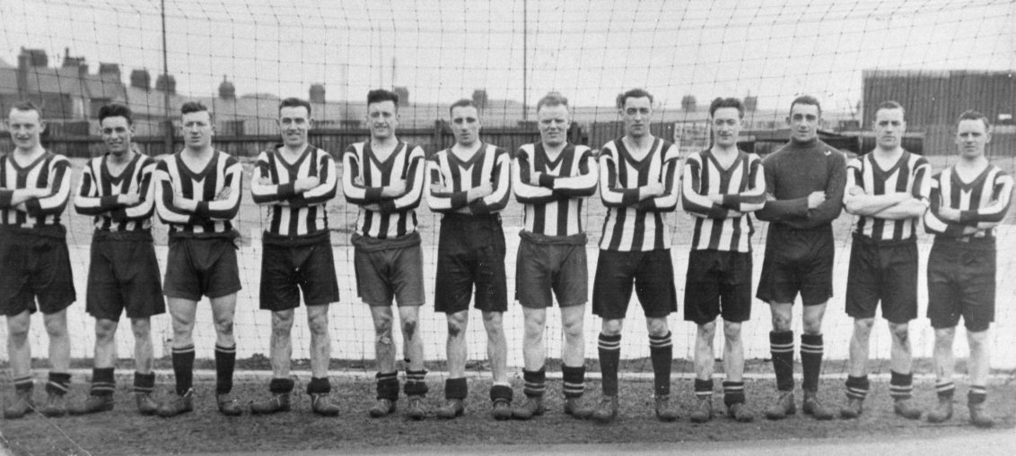 Team Photo - 27th February 1931